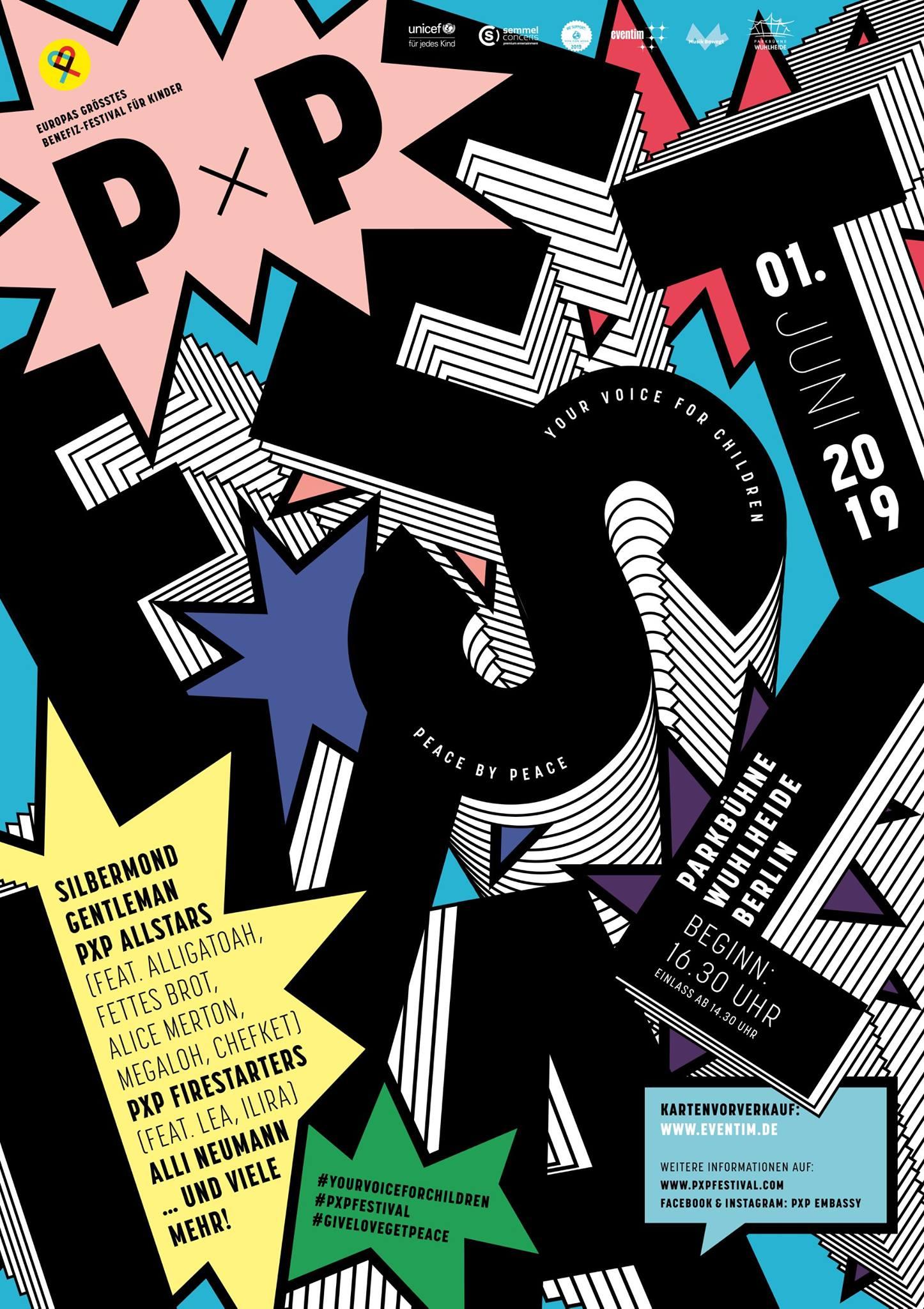 PxP Festival Tickets on Sale Now! – PxP Embassy e V
